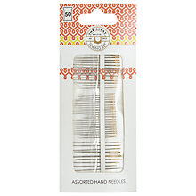 Buy The Great British Sewing Bee Assorted Hand Needles, Pack of 50 Online at johnlewis.com