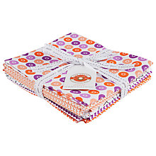 Buy The Great British Sewing Bee Graphic Print Fat Quarters, Pack of 6 Online at johnlewis.com