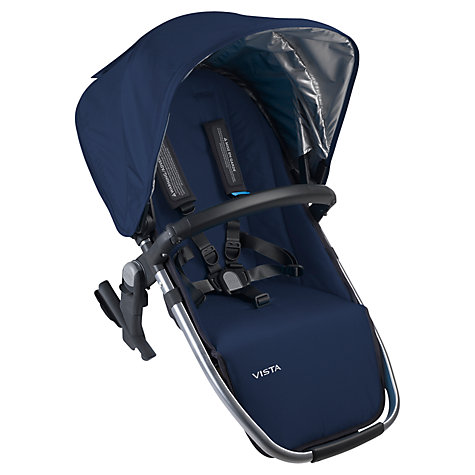 how to put rumble seat on uppababy