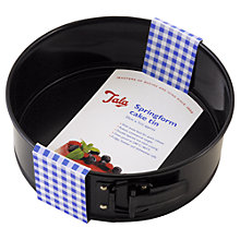 Buy Tala Round Springform Cake Tin, Dia.20cm Online at johnlewis.com
