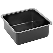 Buy Tala Square Cake Tin, 20cm Online at johnlewis.com