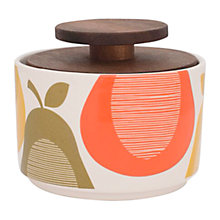 Buy Orla Kiely Pear Sugar Bowl Online at johnlewis.com