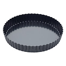 Buy Tala Loose Base Flan Tin, Dia.23cm Online at johnlewis.com