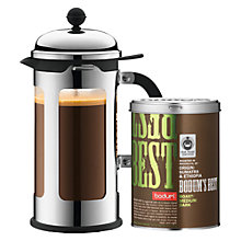 Buy Bodum Chambord Essential Coffee Gift Set Online at johnlewis.com