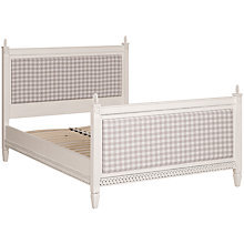Buy Neptune Larsson High End Bed Frame, Double Online at johnlewis.com