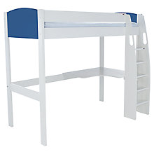 Buy Stompa Uno S Plus High-Sleeper Bed with Corner Desk Online at johnlewis.com