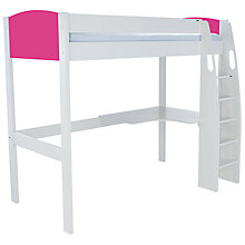 Buy Stompa Uno S High-Sleeper Bed with Corner Desk Online at johnlewis.com