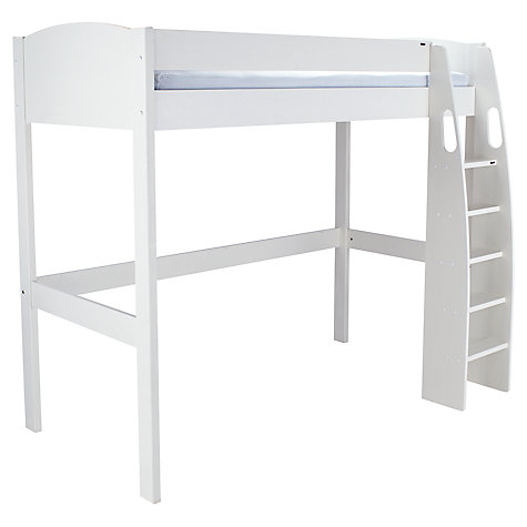 buy stompa uno s plus high sleeper bed frame john lewis