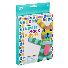 Buy NPW Easter Sock Puppet Online at johnlewis.com