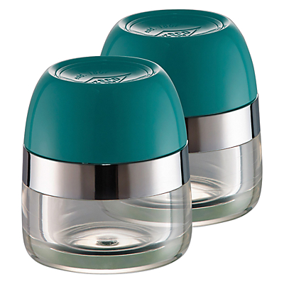 Wesco Spice Storage Canisters, Set of 2