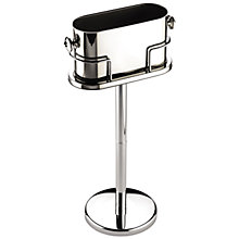 Buy Grunwerg Oval Champagne Bucket and Stand Online at johnlewis.com