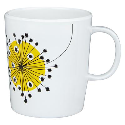 MissPrint Yellow Dandelion Mug