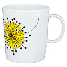 Buy MissPrint Yellow Dandelion Mug Online at johnlewis.com