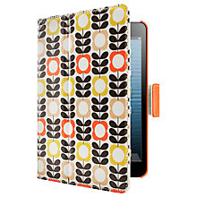 Buy Orla Kiely Summer Flower Case for iPad mini 1, 2 & 3 Online at johnlewis.com