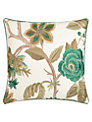 Zoffany Anjolie Cushion, Jade