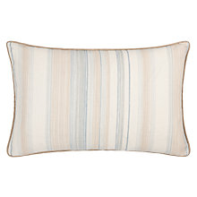 Buy Maggie Levien for John Lewis Cadenza Cushion, Duck Egg Online at johnlewis.com