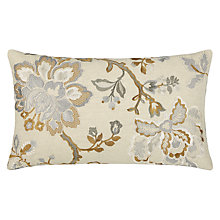 Buy Sanderson Angelique Patterned Rectuangular Cushion Online at johnlewis.com
