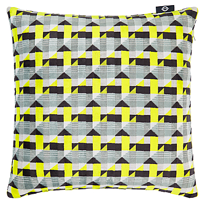 Image of Kirkby Design by Romo Piccadilly Cushion, Lime