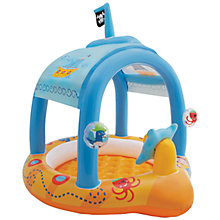 Buy Intex Pirate Paddling Pool Online at johnlewis.com
