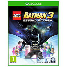 Buy LEGO Batman 3: Beyond Gotham, Xbox One Online at johnlewis.com