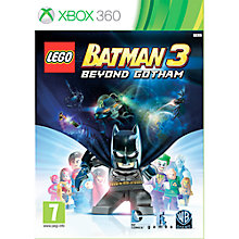 Buy LEGO Batman 3: Beyond Gotham, Xbox 360 Online at johnlewis.com