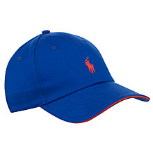Buy Polo Golf by Ralph Lauren Fairway Baseball Cap, One Size Online at johnlewis.com