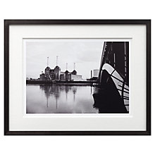 Buy Niki Gorick - Battersea Framed Digital Print, 47 x 37cm Online at johnlewis.com