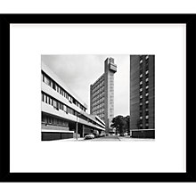 Buy Getty Images Gallery Trellick Tower Framed Print, 49 x 57cm Online at johnlewis.com