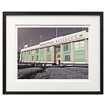 Buy Yvonne McSherry - Hoover Building Framed Print, 47 x 37cm Online at johnlewis.com