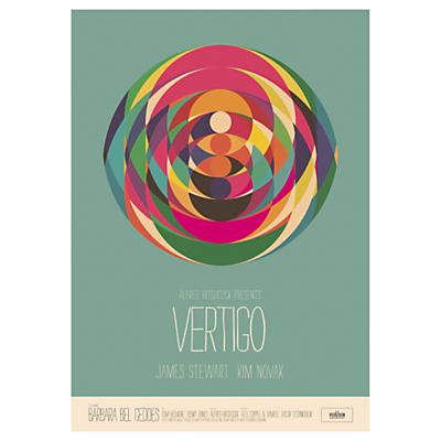 House by John Lewis – Simon C. Page – Vertigo Unframed Print, 70 x 50cm