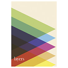 Buy Simon C. Page - Layers Unframed Print, 70 x 50cm Online at johnlewis.com