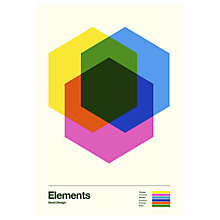 Buy Simon C. Page - Elements Unframed Print, 50 x 70cm Online at johnlewis.com