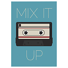Buy Jeremy Harnell - Mix It Up Unframed Print, 70 x 50cm Online at johnlewis.com