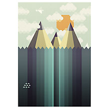 Buy Anthony Peters - Serious Play Unframed Print, 70 x 50cm Online at johnlewis.com