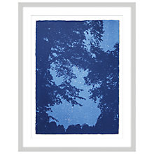 Buy Anna Hanley - Linden Tree Limited Edition Framed Screenprint, 96 x 76cm Online at johnlewis.com