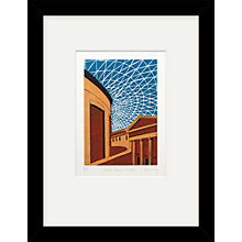 Buy Jennie Ing - British Museum Limited Edition Framed Linocut, 44 x 34cm Online at johnlewis.com