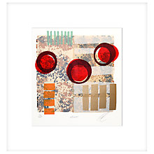 Buy Lee Crew - Infinite Limited Edition Framed Screenprint, H74 x W87cm Online at johnlewis.com