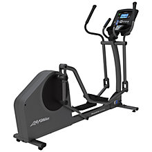 Buy Life Fitness E1 Elliptical Cross Trainer with Go Console Online at johnlewis.com