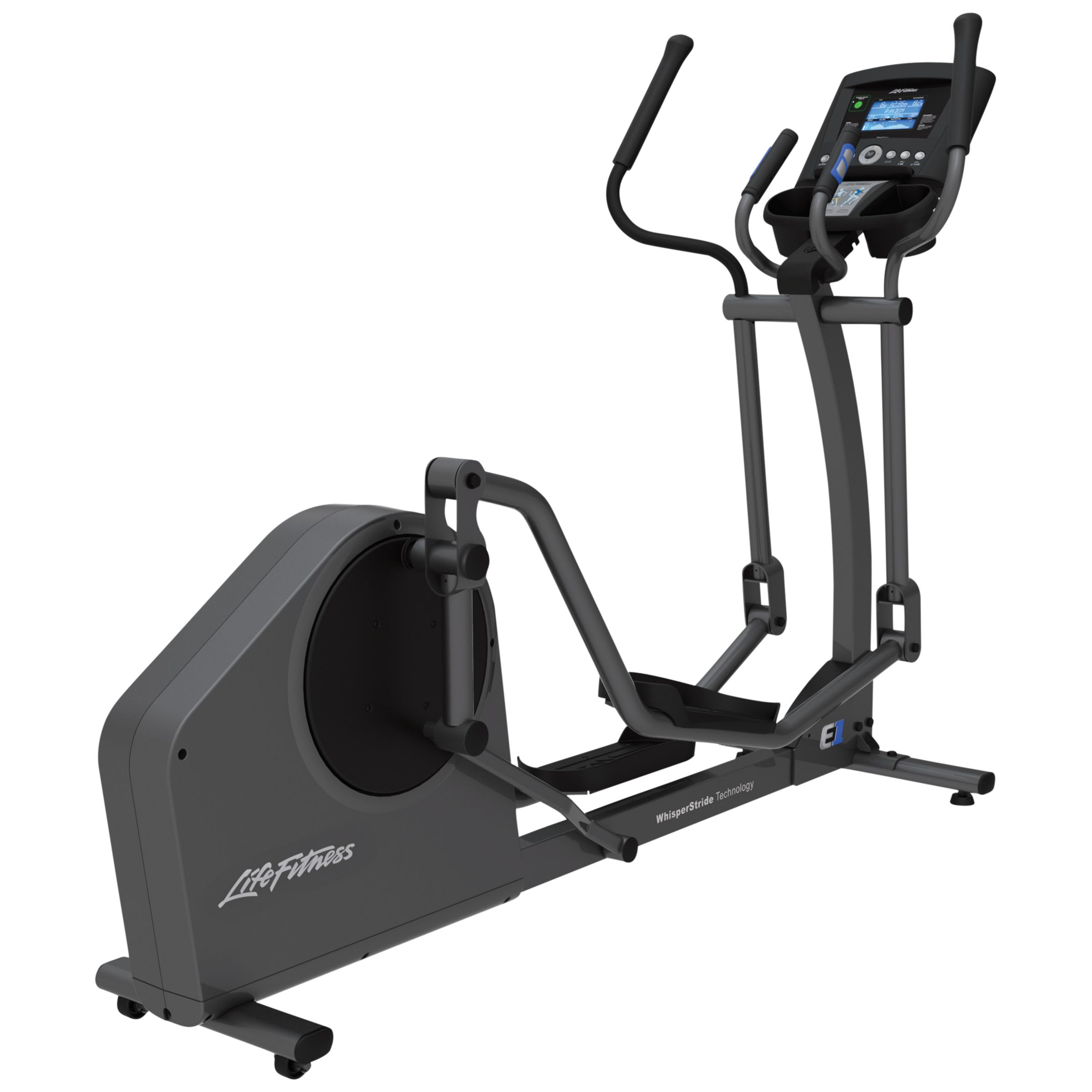 Life Fitness Life Fitness E1 Elliptical Cross Trainer with Go Console