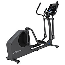 Buy Life Fitness E1 Eliliptical Cross Trainer with Track Plus Console Online at johnlewis.com