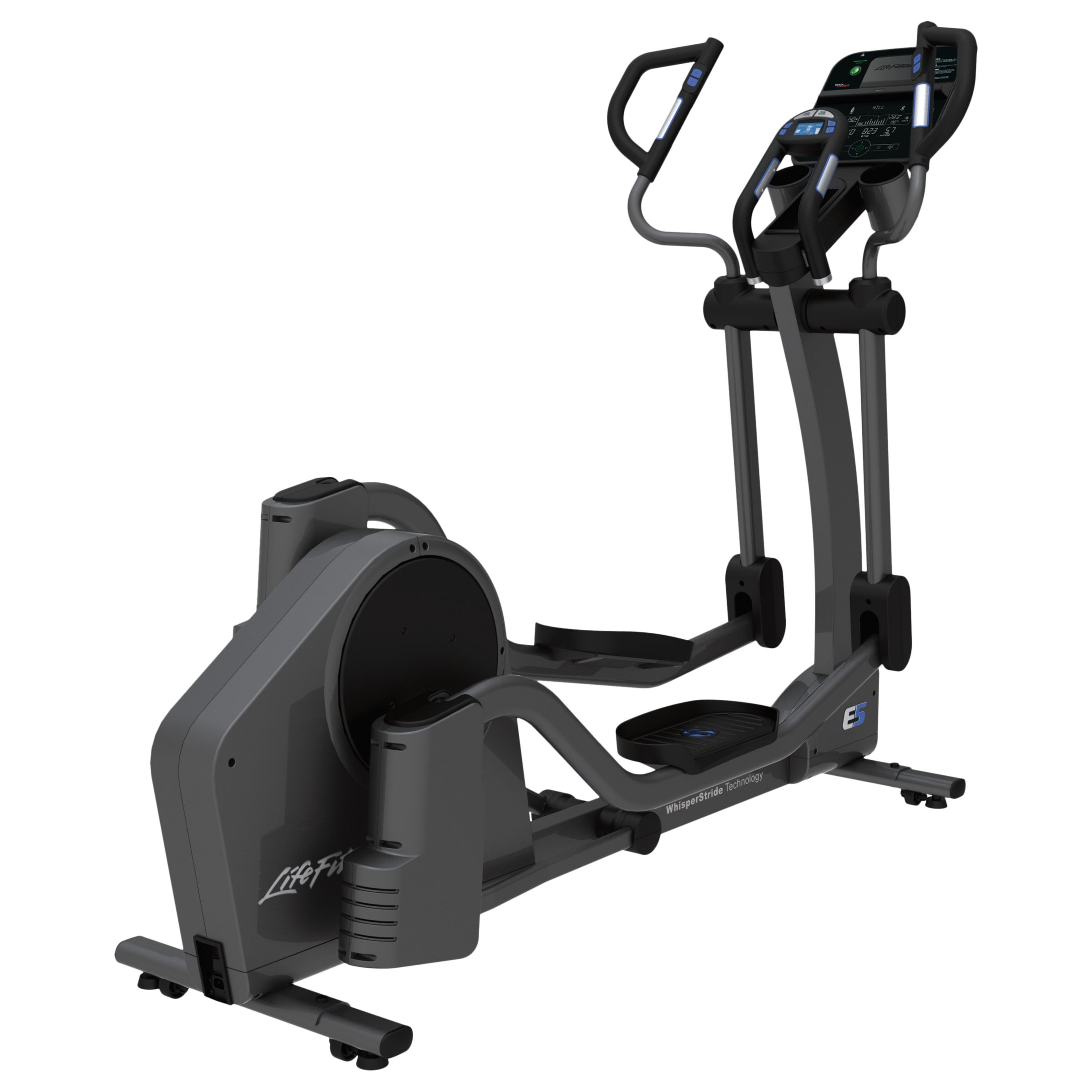 Life Fitness Life Fitness E5 Eliliptical Cross Trainer with Track Plus Console