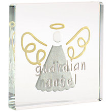 Buy Spaceform Guardian Angel Mini Token Online at johnlewis.com