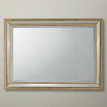Buy John Lewis Capri Mirror, 107 x 76cm Online at johnlewis.com