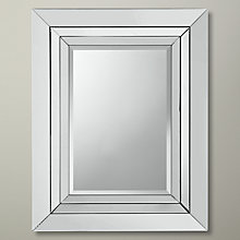 Buy John Lewis Inversion Mirror, 122 x 97cm Online at johnlewis.com
