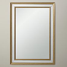 Buy John Lewis Capri Mirror, 91 x 66cm Online at johnlewis.com