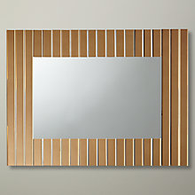 Buy John Lewis Hotel Landscape Mirror, 110 x 75cm Online at johnlewis.com