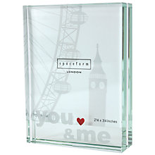 Buy Spaceform You and Me Small Frame Online at johnlewis.com