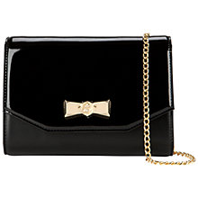 Buy Ted Baker Evana Leather Across Body Clutch Bag Online at johnlewis.com