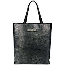 Buy Ted Baker Tiana Bow Shopper Bag Online at johnlewis.com