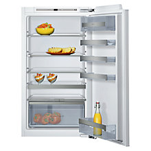 Buy Neff KI1313F30G Integrated Larder Fridge, A++ Energy Rating, 56cm Wide Online at johnlewis.com